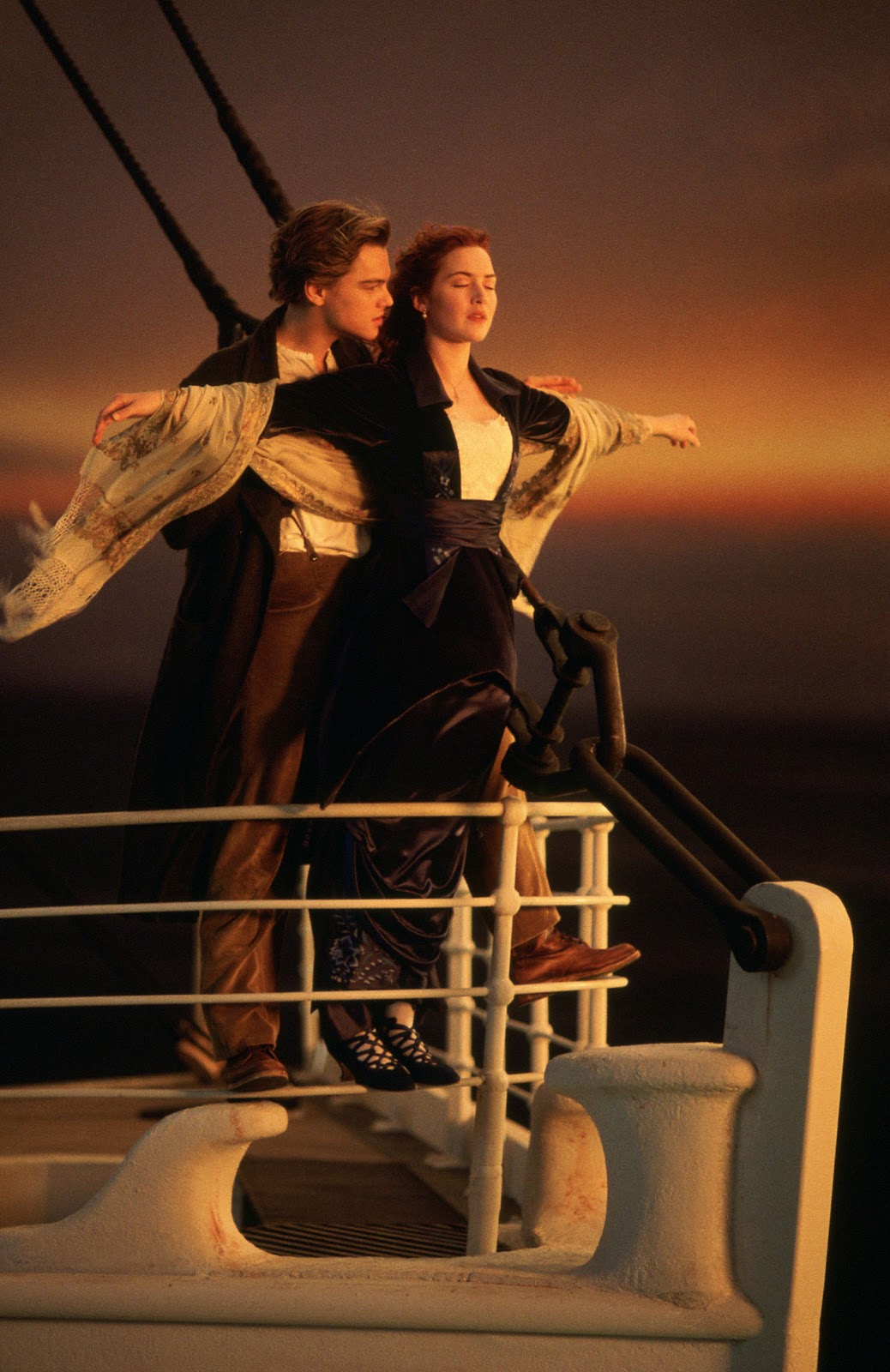 Kate Winslet Titanic Painting Scene Movie titanic but this