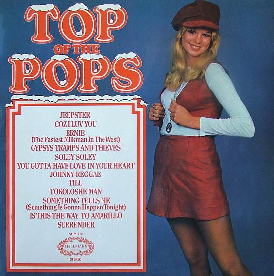 Top Of The Poppers Top Of The Pops Vol 74