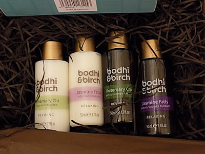 Bodhi and Birch giveaway prize draw