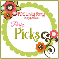 PDE Linky Party - Winner|Party Picks - Challenge 118 - Anything Goes - 8 April/15 April 2016