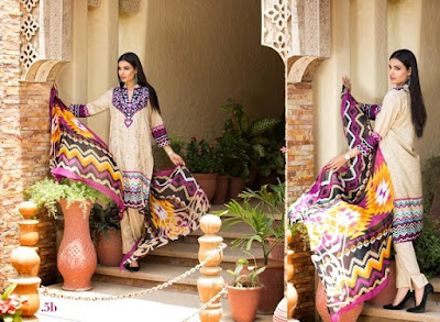 ZebAisha Premium Collection 2015 By Al-Zohaib Textile