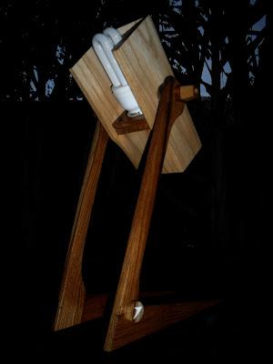 lampu belajar dari kayu jati 7