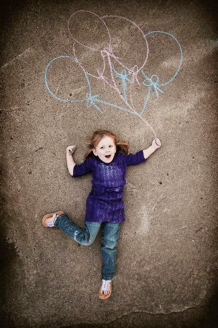 Ondeugende Spruit Anne Geddens anders DIY foto kinderen
