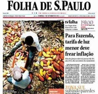 BARRO PRETO NA FOLHA DE SO PAULO