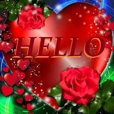 Good morning Hello friends
