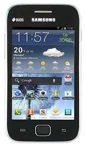 Galaxy Ace Duos S6802 Android 2.3.6 Official Firmware ကို Root လုပ္နည္း....