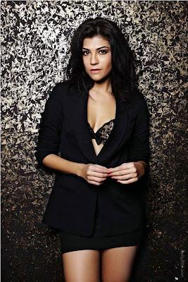 ipl cricket anchor | archana vijaya | fhm mag shoot glamour  images
