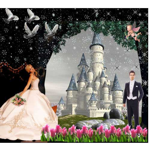 So why is the fairy tale wedding so popular these days