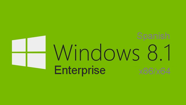 Windows 8.1 Enterprise Español