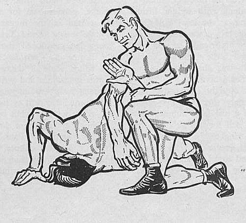from Jonah gay wrestling cartoons