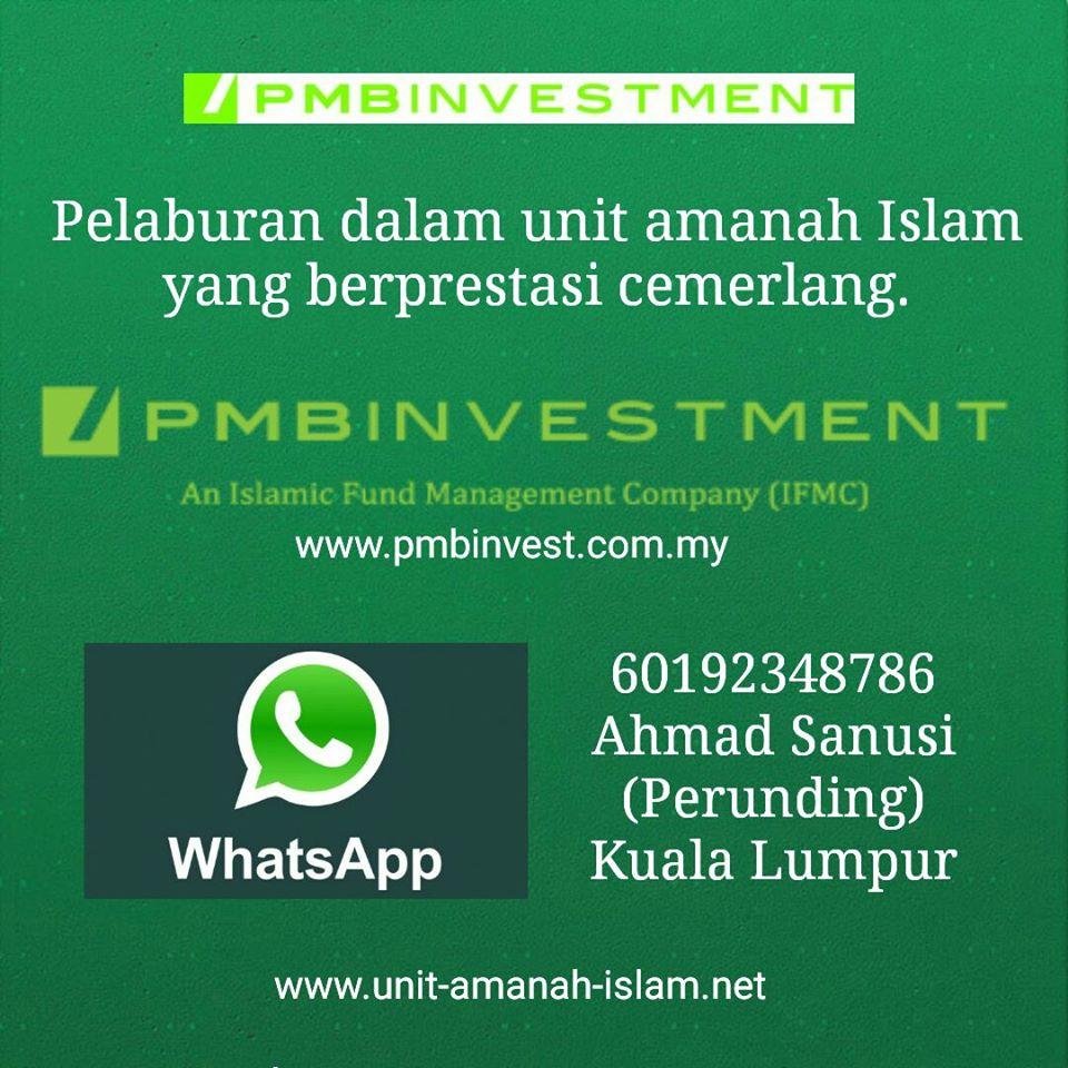 Perunding unit amanah Islam - PMB Investment