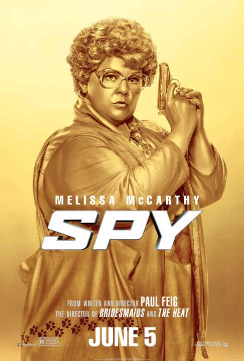 Spy (BRRip 1080p Dual Latino / Ingles) (2015)