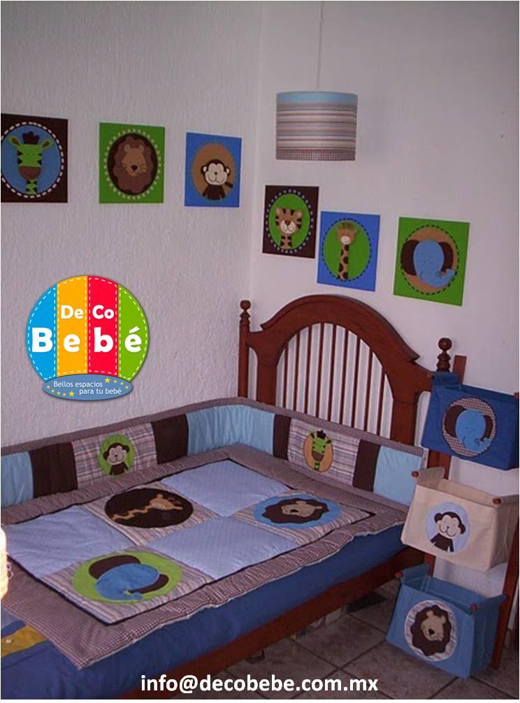 Decoracion de cuartos para bebes de animales inspiraci n for Deco habitacion bebe