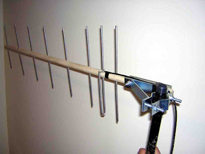 basit karasal anten