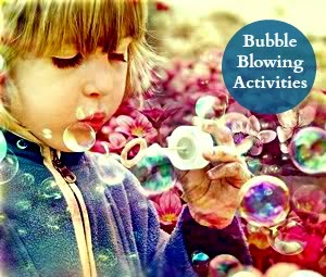 bubble blowing activities