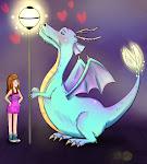 El dragón y la farola