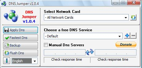 Fastest dns server