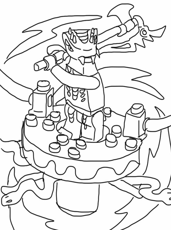 Lego Ninjago Coloring Pages Online title=