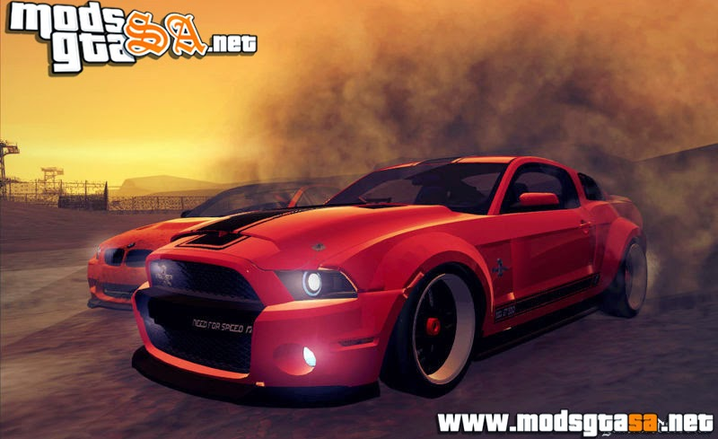 SA - Shelby GT500 SuperSnake NFS The RUN Edition