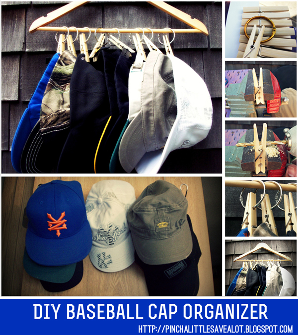 How to for Diy hat organizer
