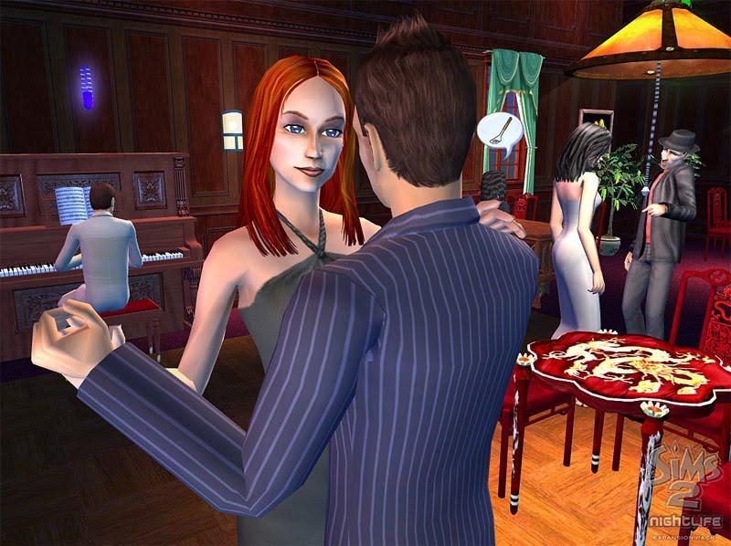 Фото The Sims 2: Nightlife сделают ваше представление об игре более насыщен