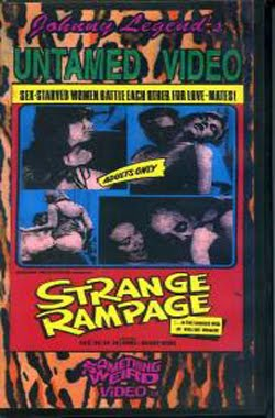 Strange Rampage (1967)