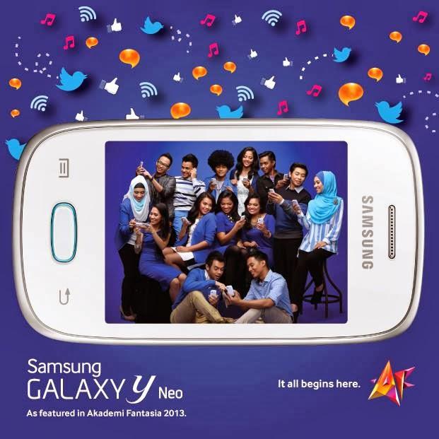 Spesifikasi Samsung Galaxy Young Neo S5312