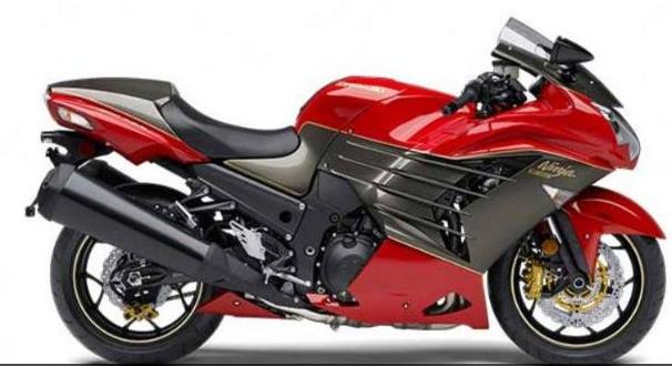 Kawasaki Ninja 250cc RM Mono