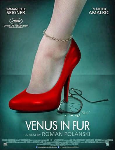 Ver La Venus de las pieles (La vénus a la fourrure) (2013) Online