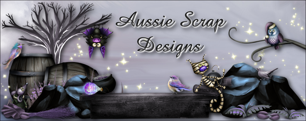 Aussie Scrap Designs