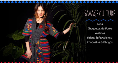 ropa barata Savage Culture