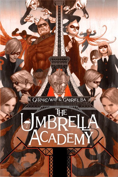 the umbrella academy comic suite apocaliptica norma editorial