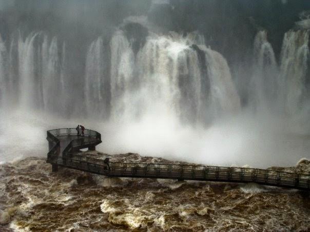 Brasil Cataratas Iguazú