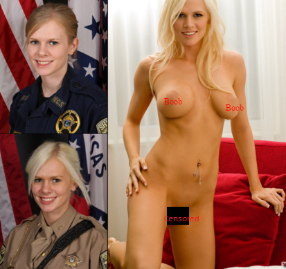 ARKANSAS JAILER FIRED FOR PLAYBOY SHOOT?