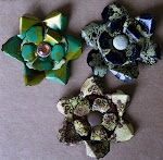Metal Flowers