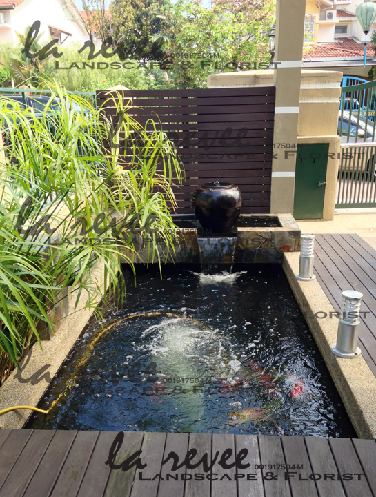 Professional koi pond and landscape contractor for Best apps for garden and landscaping designs