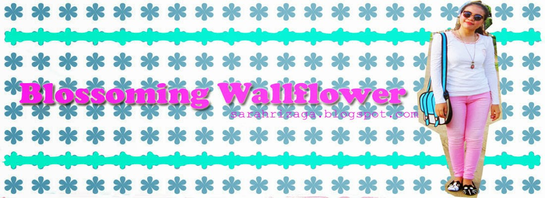 Blossoming Wallflower