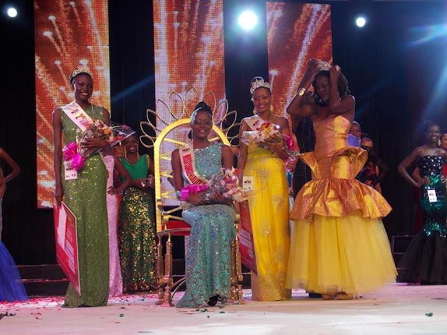 Miss Uganda 2013 Stellah Nantumbwe