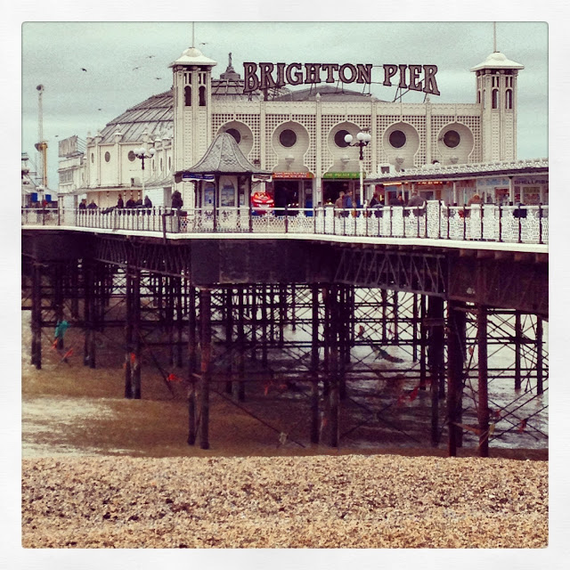 Brighton Beach, United Kingdom via www.natashainoz.com