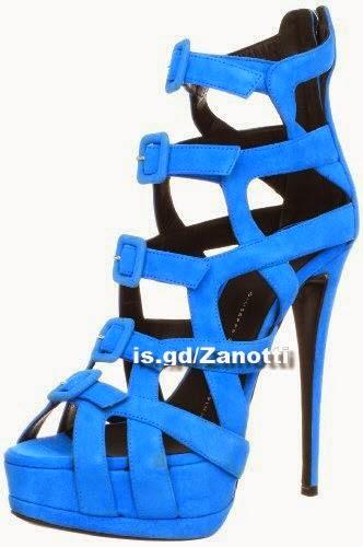 Giuseppe Zanotti Women's Strappy Open-Toe Sandal