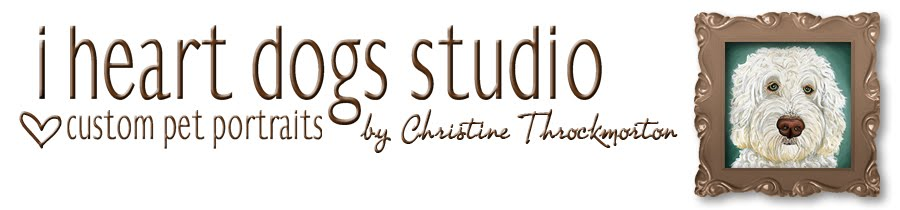 i heart dogs studio