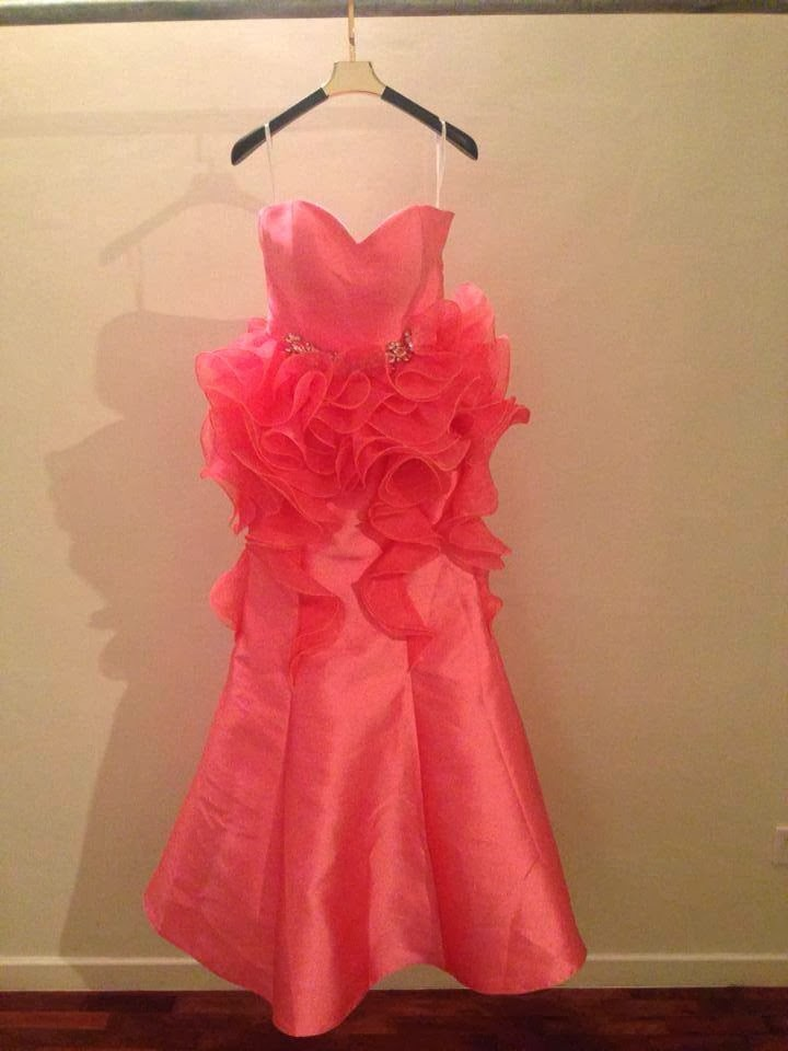 The Gown KL ( BridalShop ) : Dinner Gown for rent. 晚装出租. TheGown KL