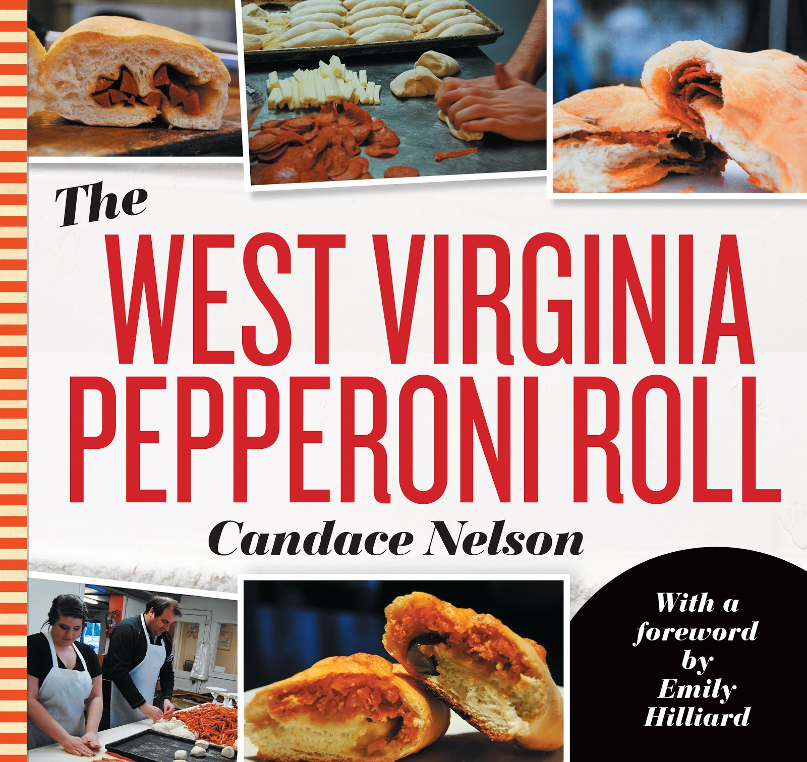 The WV Pepperoni Roll