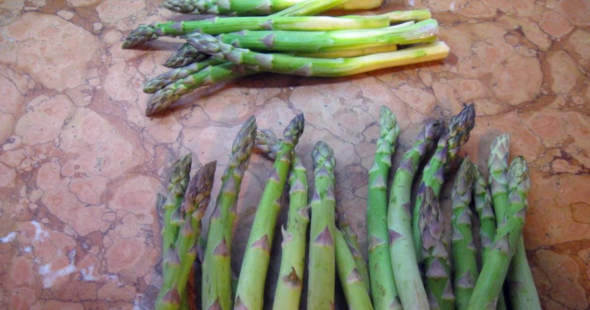 Comidas con historias esp rragos verdes - Comidas con esparragos ...
