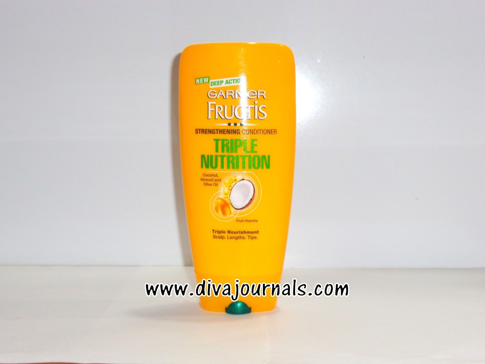 Garnier Fructis Triple Nutrition Shampoo & Conditioner Review