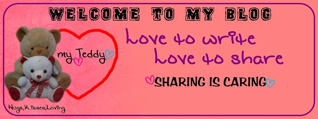 Love to Write Love to Share