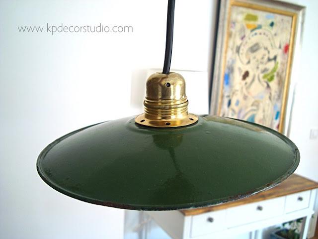 lámparas de techo originales para cocinas y baños.