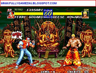 Download Fatal Fury Game Full Version