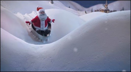Norelco Santa Commercial animatedfilmreviews.filminspector.com