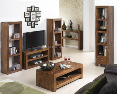 living room designs indian wooden furniture for the living room